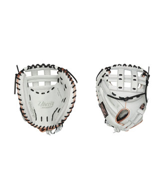 "RAWLINGS RLACM33FPRG Color Sync 2.0 Liberty Advanced 33"" Fastpitch Catcher's Glove"