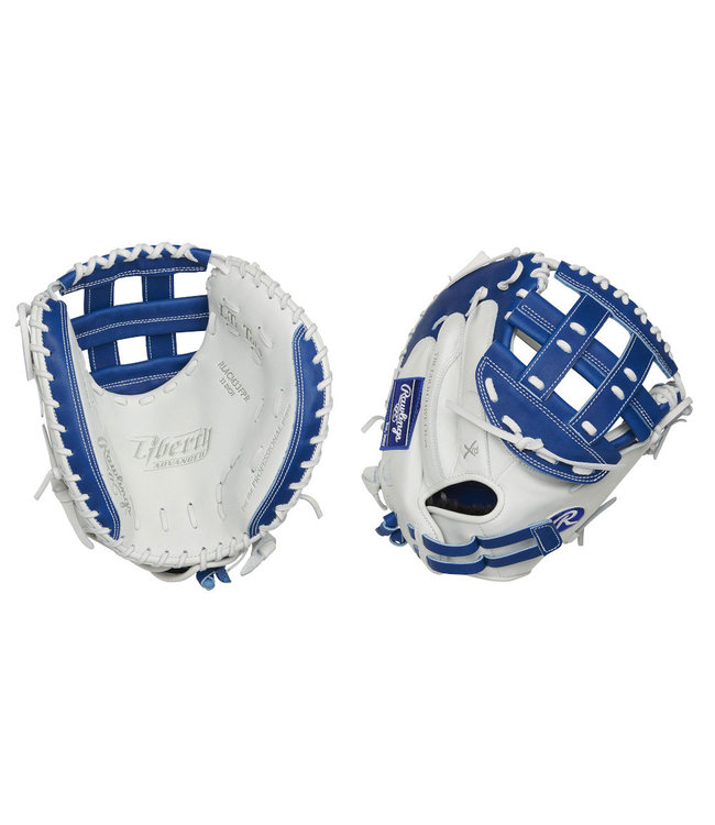 "RAWLINGS RLACM33FPR Color Sync 2.0 Liberty Advanced 33"" Fastpitch Catcher's Glove"