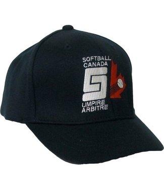 "SOFTBALL CANADA UMPIRE CAP 7 3/4"""