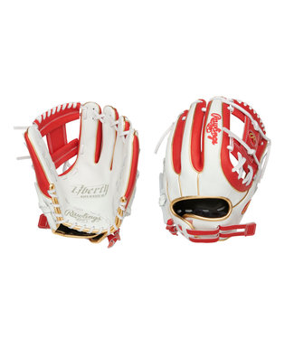 "RAWLINGS RLA715SB-2S Color Sync 2.0 Liberty Advanced 11.75"" Fastpitch Glove"
