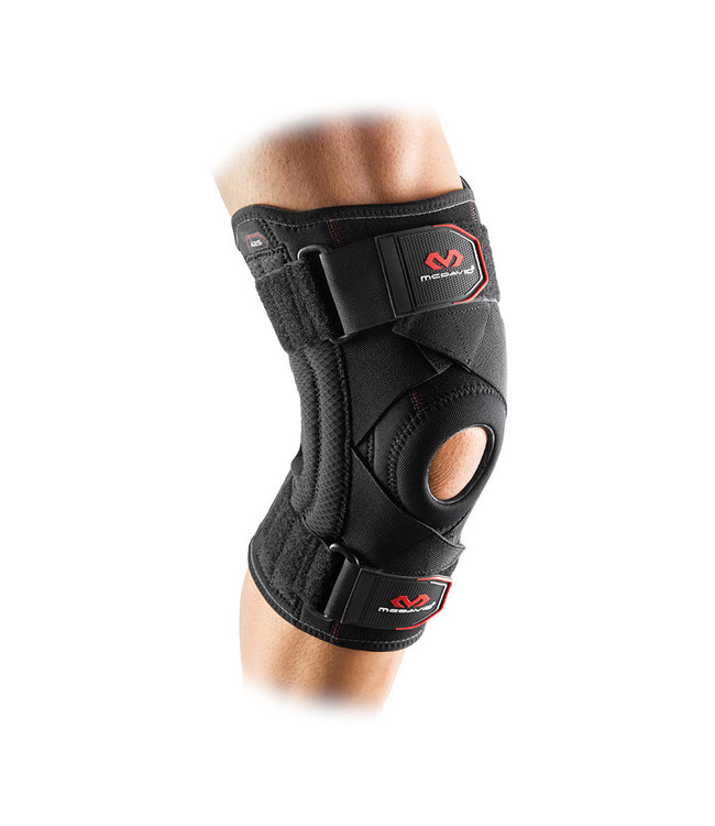 MCDAVID Level 2 Knee Support w/Stays & Cross Straps