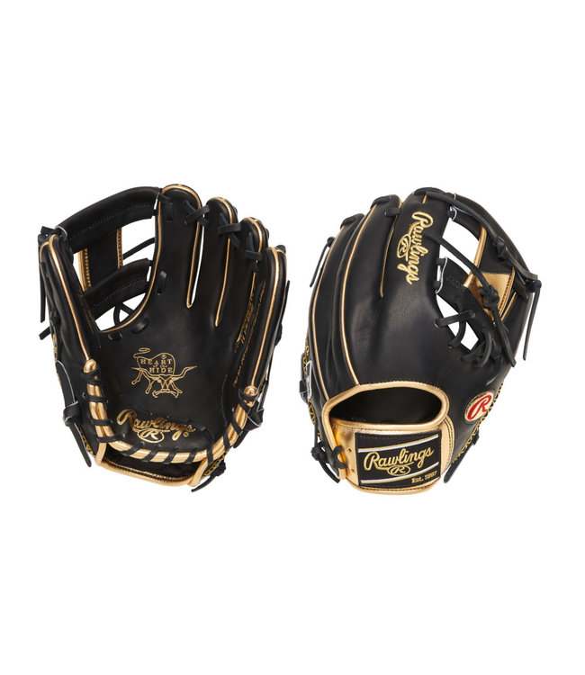 "RAWLINGS October 2020 PROGOLDYIV HOH  Gold Glove Club 11.5"" Baseball Glove"