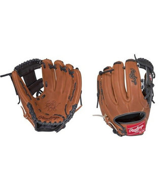 "RAWLINGS PRO315-2GBB Heart Of The Hide11.75"" Baseball Glove"