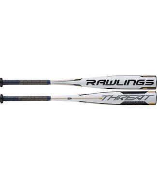 RAWLINGS Threat Composite USSSA Baseball Bat (-12)