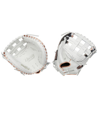 "RAWLINGS RLACM33RG Liberty Advanced 33"" Fastpitch Catcher's Glove"