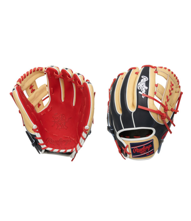 "RAWLINGS PRO314-19SN Heart of the Hide 11.5"" Baseball Glove"