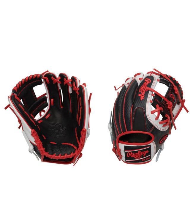 """RAWLINGS Gant de Baseball Heart of the Hide Hyper Shell 11.5"""" PRO204-2BSCF"""