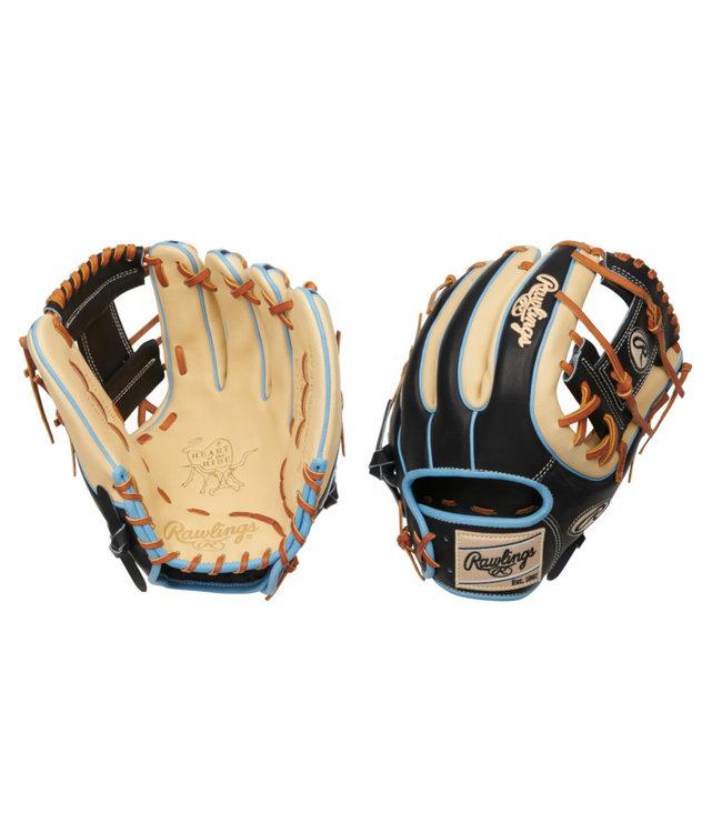 "RAWLINGS PRO315-2CBC Heart of the Hide 11.75"" Baseball Glove"