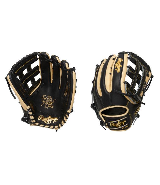 "RAWLINGS PROR3319-6BC Heart of the Hide R2G 12.75"" Baseball Glove"