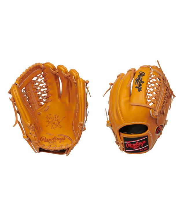 "RAWLINGS PROR205-4T Heart of the Hide R2G 11.75"" Baseball Glove"