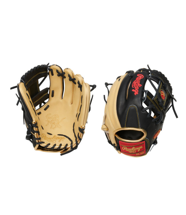 "RAWLINGS PROR204U-2CB Heart of the Hide R2G 11.5"" Baseball Glove"