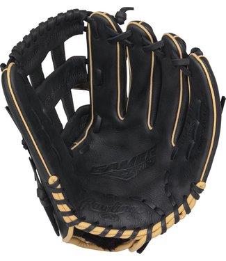 RAWLINGS Rawlings GAMER PRO TAPER G120PTH Baseball Glove