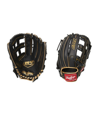 "RAWLINGS R93029-6BG R9 12.75"" Baseball Glove"