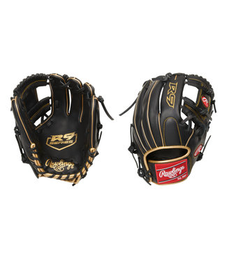 "RAWLINGS R9204-2BG R9 11.5"" Baseball Glove"