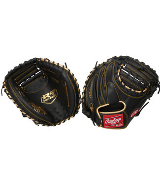 "RAWLINGS R9CM325BG R9 32.5"" Baseball Catcher's Glove"