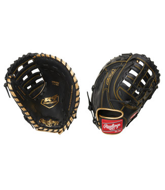 "RAWLINGS R9FM18BG R9 12.5"" Baseball Firstbase Glove"