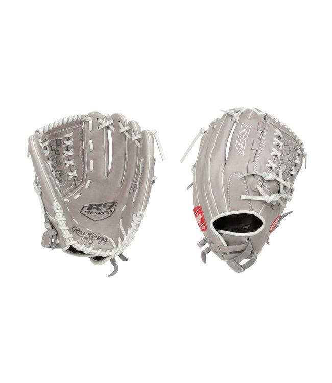 """RAWLINGS R9SB125-18G R9 12.5"""" Softball Glove"""