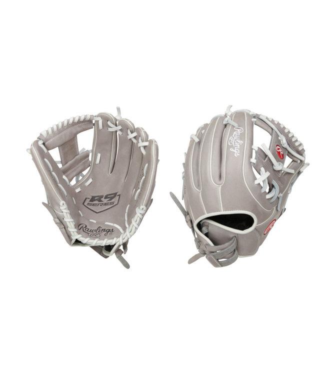 """RAWLINGS R9SB715-2G R9 11.75"""" Softball Glove"""