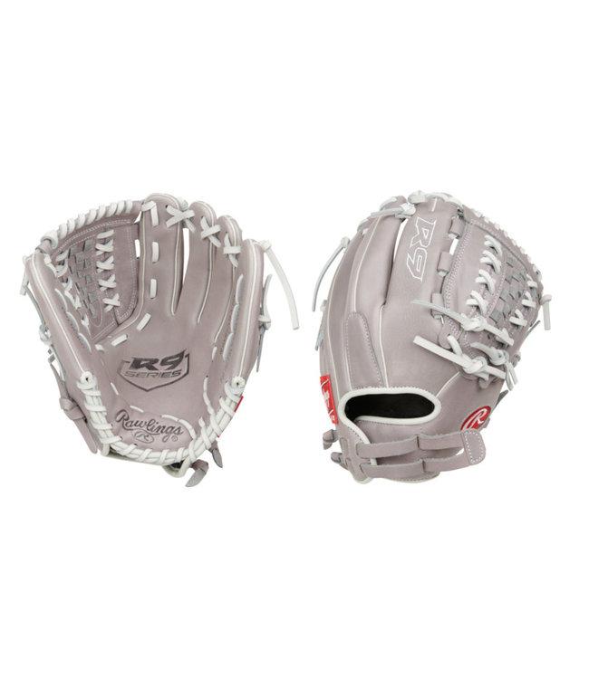 "RAWLINGS R9SB120FS-18G R9 12"" Softball Glove"