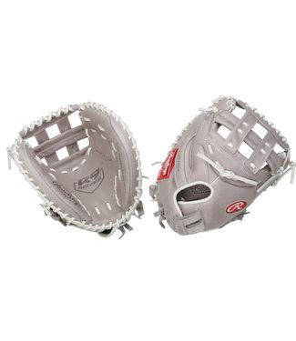"RAWLINGS R9SBCM33-24G R9 33"" Catcher's Softball Glove"