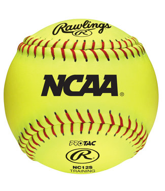 "RAWLINGS 12"" Indoor Training Softball Ball (UN)"