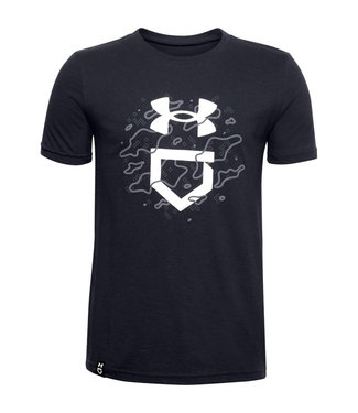 UNDER ARMOUR UA Camo Lockup Graphic Youth's T-Shirt