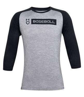 UNDER ARMOUR Men's Utility 3/4 Shirt 20
