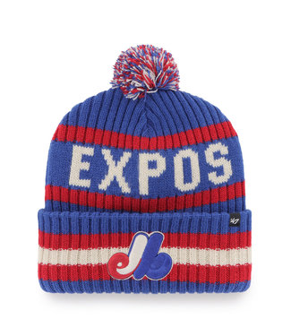 47BRAND MLB Bering Cuff Knit Montreal Expos