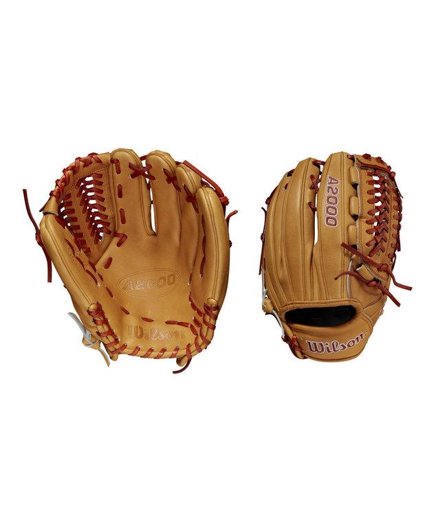 """WILSON A2000 D33 11.75"""" Baseball Glove"""