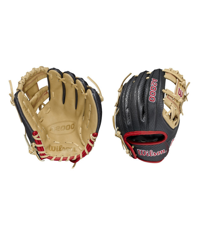 "WILSON A2000 Pedroia Fit PF88SS 11.25"" Baseball Glove"