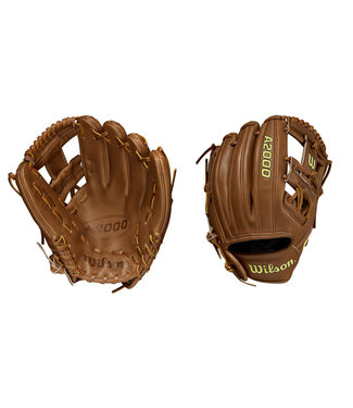 "WILSON A2000 Pedroia Fit DP15 11.5"" Baseball Glove"