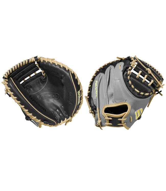 """WILSON A2000 Spin Control M1D 33.5"""" Baseball Catcher's Glove"""