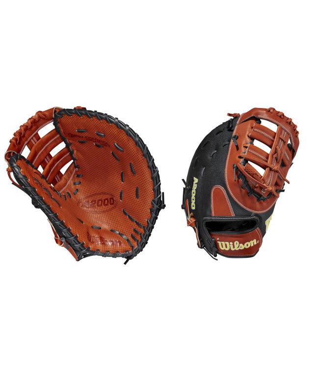 "WILSON A2000 Spin Control 1620 12.5"" Baseball Firstbase Glove"