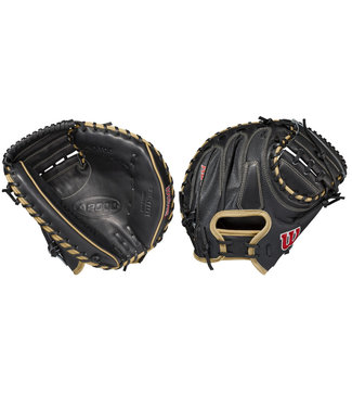 "WILSON A2000 Superskin M1D 33.5"" Baseball Catcher's Glove"