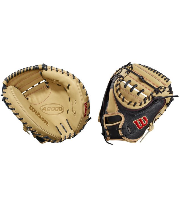 """WILSON A2000 Superskin M2 33.5"""" Baseball Catcher's Glove"""