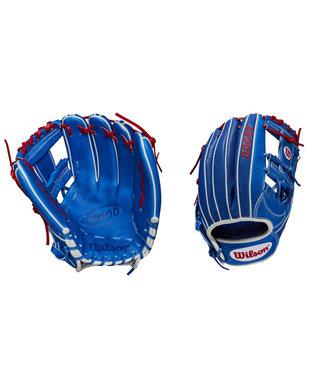 """WILSON A2000 VG27 Vladimir Guerrero Jr Game Model 12.25"""" Baseball Glove"""