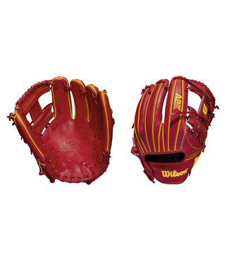 "WILSON A2K Ozzie Albies Game Model 11.5"" Baseball Glove"