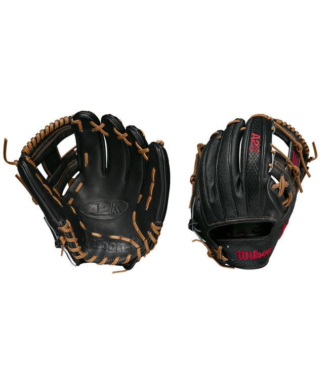 """WILSON A2K Superskin 1786 11.5"""" Baseball Glove"""