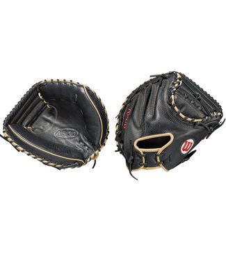 """WILSON A500 32"""" Baseball Catcher's Glove"""