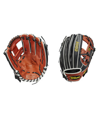 """WILSON A500 11.5"""" Baseball Glove"""