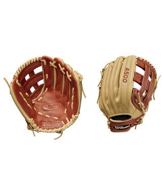 """WILSON A500 12"""" Baseball Glove"""