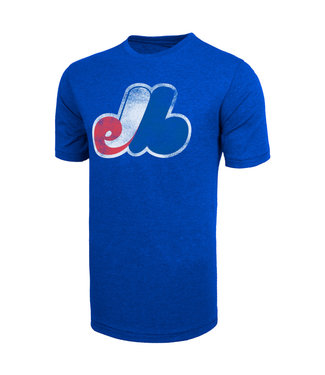 47BRAND MLB Distressed imprint Tee Montreal Expos