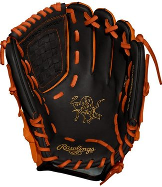 RAWLINGS CUSTOM HEART OF THE HIDE black/orange 11.5''