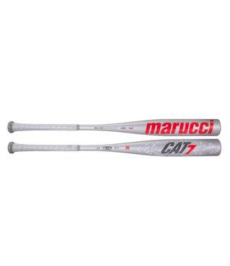 MARUCCI CAT7 Silver USSSA Baseball Bat (-10)