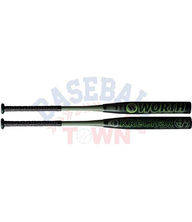 "WORTH Bâton de Softball KRECHER Shannon Smith XL 2021 Baril 12.5"" USSSA WSS21U"