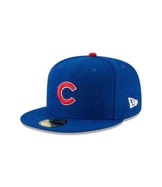 NEW ERA Casquette Authentique Game des Cubs de Chicago