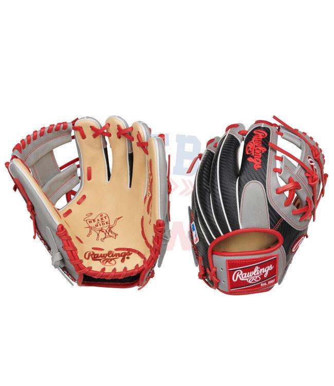 "RAWLINGS January 2021 HOH Gold Glove Club 11.5"" Baseball Glove PRO204-2CCFG"