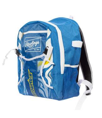 RAWLINGS Savage Youth Backpack Royal