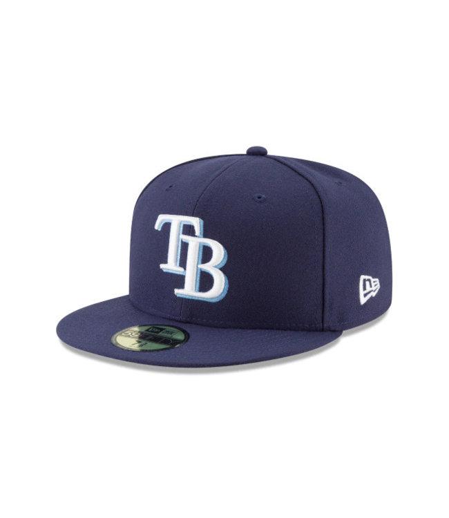 NEW ERA Authentic Tampa Bay Rays Game Cap