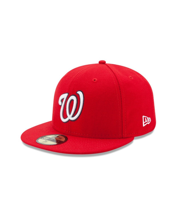 NEW ERA Authentic Washington Nationals Game Cap
